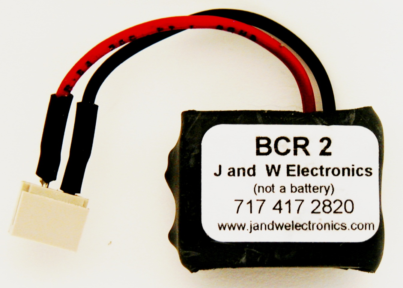 """BCR-2"" for 3 Volt Battery Replacement"